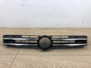 Решетка радиатора без значка передняя VW Touareg NF 2010-2014