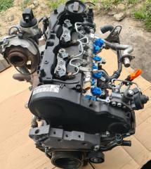 Двигатель дизельный VW Tiguan 2011-2018