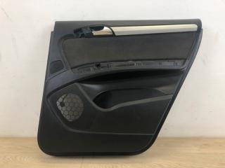 Обшивка двери задняя правая Audi Q7 2005-