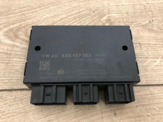 Блок управления фаркопом Audi A6 2010-2018