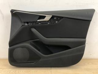 Обшивка двери передняя правая Audi A4 S-line 2015-