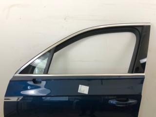 Молдинг стекла передний левый VW Touareg 3 2019-