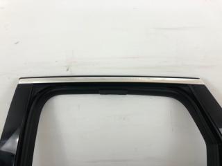 Молдинг двери задний левый VW Touareg 3 2019-