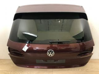 Крышка багажника в сборе VW Touareg 3 2019-