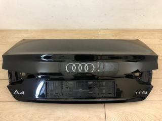 Крышка багажника Audi A4 S-line 2015-