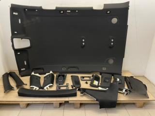 Обшивка потолка и стоек Audi Q7 2015-