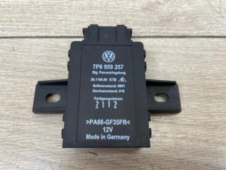 Блок управления сидений VW Touareg NF 2013