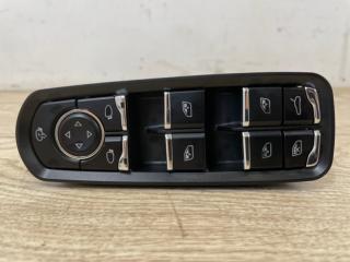 Блок управления стеклоподъемниками передний левый Porsche Cayenne 2016