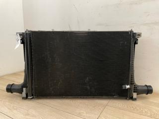 Кассета радиаторов в сборе Audi Q7 2015-