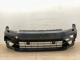Бампер в сборе с решетками передний VW Tiguan 2 R-Line 2018-