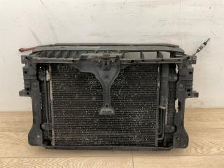 Кассета радиаторов в сборе с передней панелью VW Tiguan 1 2008-2018