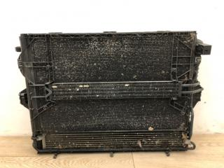 Кассета радиаторов в сборе Porsche Cayenne V8 Turbo 2012