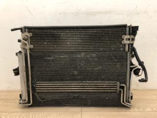 Кассета радиаторов в сборе VW Touareg GP R-Line 2007