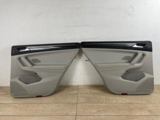Комплект дверных обшивок задний VW Tiguan Allspace 2016-