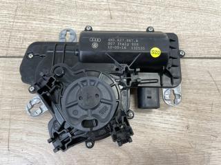 Двигатель доводчика двери багажного отсека Audi Q7 2015-