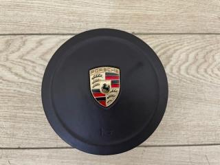 Подушка безопасности в руль Porsche Cayenne V8 Turbo 2012