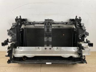 Кассета радиаторов в сборе с передней панелью VW Touareg 3 2018-