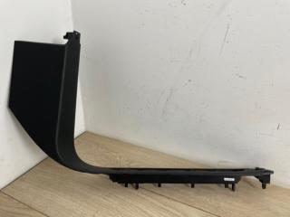 Накладка на порог передняя правая VW Touareg 2 2010-2018