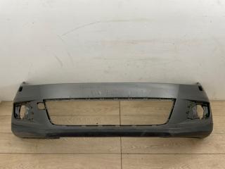 Бампер в сборе со спойлером передний VW Tiguan 1 2012-2018