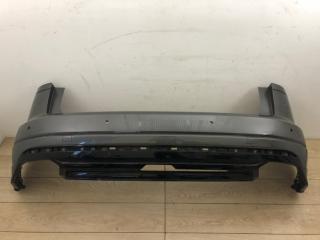 Бампер в сборе со спойлером задний VW Touareg 3 R-Line 2018-