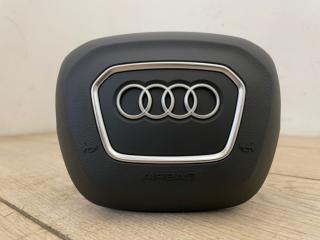 Подушка безопасности в руль Audi Q7 2015-