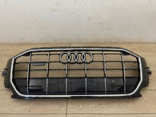 Решетка радиатора Audi Q8 S-line 2018-