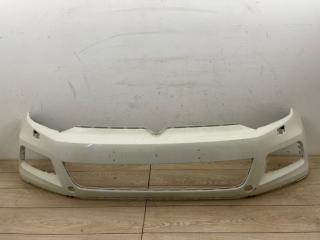 Бампер передний VW Touareg NF 2010- 2014