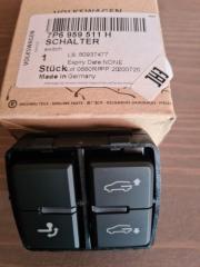 Кнопка ТСУ VW Touareg 2 2010-2018