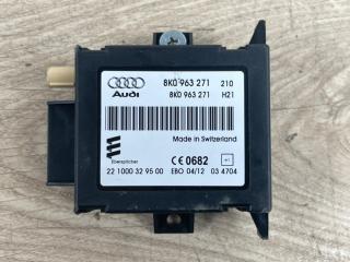 Запчасть блок приема радиосигнала автономного отопителя VW Touareg NF 2013