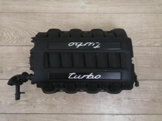 Впускной коллектор Porsche Cayenne V8 Turbo 2012