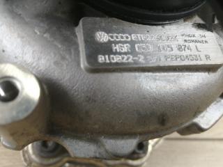 Турбина Cayenne 2012 958 (92A) 3.0TDI CRCA