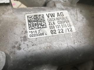 Радиатор системы EGR Cayenne 2012 958 (92A) 3.0TDI CRCA