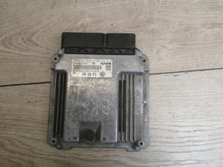 Блок управления двигателя VW Touareg 2003-2008