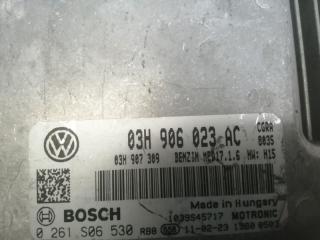 Блок управления ДВС VW Touareg 2 7P 3