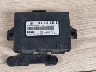 Блок управления парктрониками VW Touareg 2003 - 2010