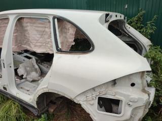 Запчасть часть кузова задний Porsche Cayenne 2012