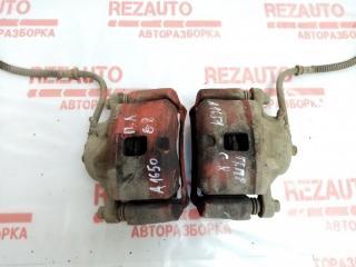 Запчасть суппорт тормозной передний левый Mitsubishi Galant