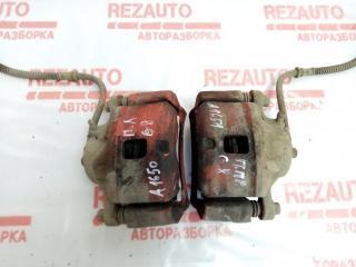 Суппорт тормозной передний правый Mitsubishi Galant