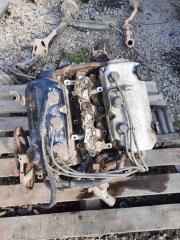 Двигатель в сборе Mitsubishi Galant 1993