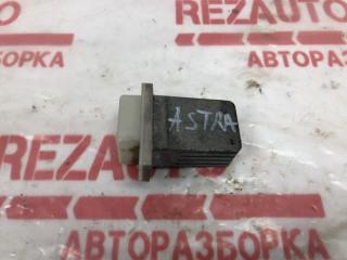 Запчасть реостат печки Opel Astra