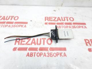 Запчасть реостат печки Mazda Mazda3 2009