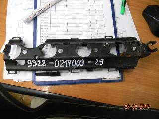 Запчасть кабельная шахта Skoda Octavia 2008