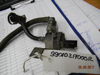 Запчасть клапан вентиляции топливного бака Peugeot 308 2010