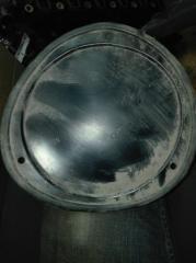 Запчасть крышка топливного бака Skoda Octavia 2007
