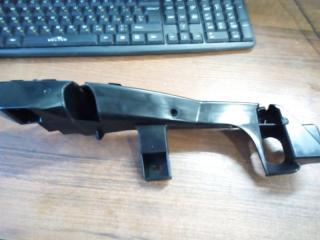 Запчасть крепление бампера переднее правое Toyota Land Cruiser Prado 120 02-09
