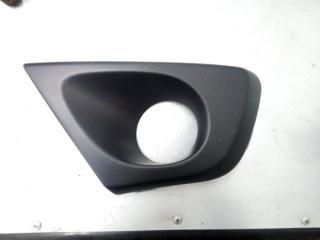 Запчасть накладка птф передняя правая Renault Duster 2012-