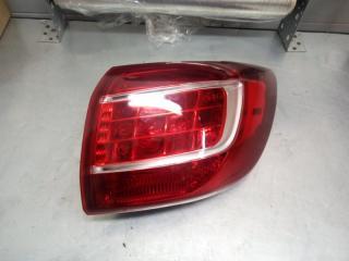 Запчасть фонарь задний правый Kia Sportage 2010-2015