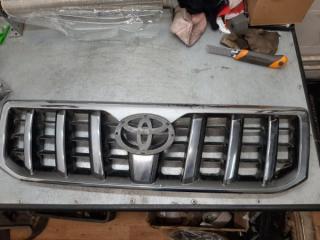 Запчасть решетка радиатора передняя Toyota Land Cruiser Prado 120 2002-2009