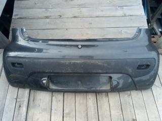 Запчасть бампер задний Peugeot 107 2006-2014