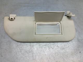 Козырек солнцезащитный правый Citroen C4 2005-2011